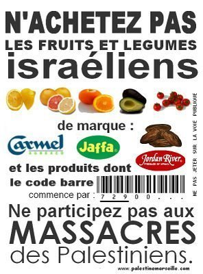 Campagne BDS