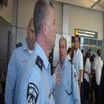 sécurité de l'aéroport
