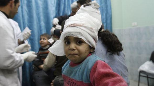 enfant de Gaza