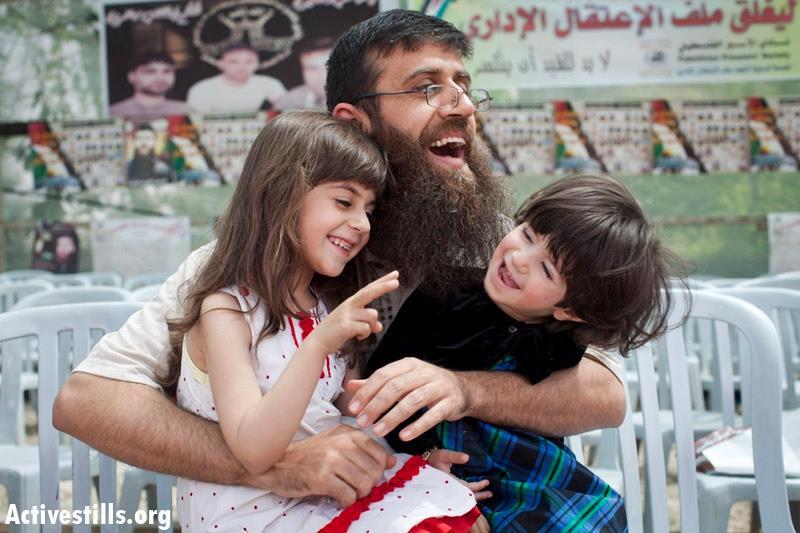 Khader Adnan libre!!
