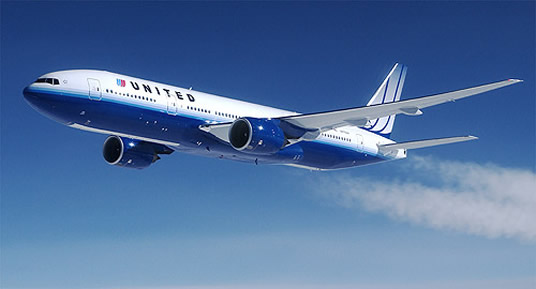 Avion-United-Airlines