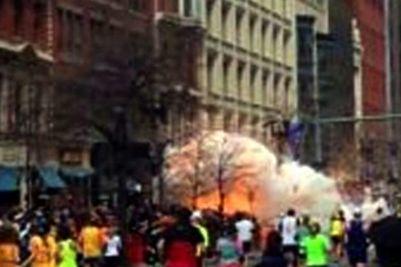 explosion Boston