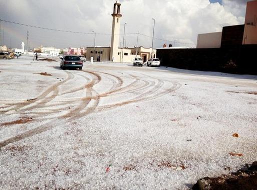 hail snow 2