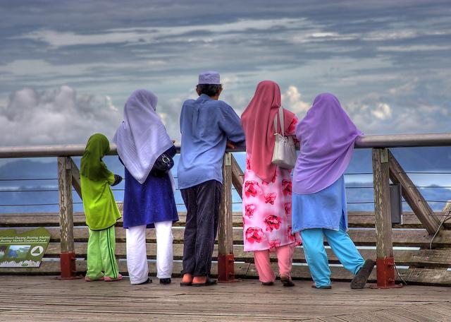famille-musulmane