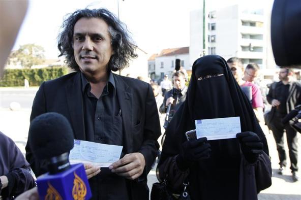 Rachid nekkaz le zorro du niqab katib votre - Prenom rachid ...