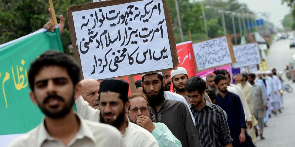 pakistan manif