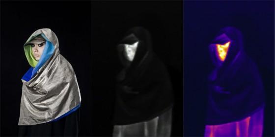 """Hijab de dissimulation"" par Adam Harvey"