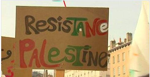 résistance palestine