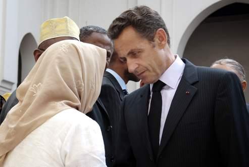 Sarkozy devenir musulman retour sarkozy
