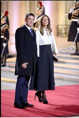 Épouse de Manuel Valls