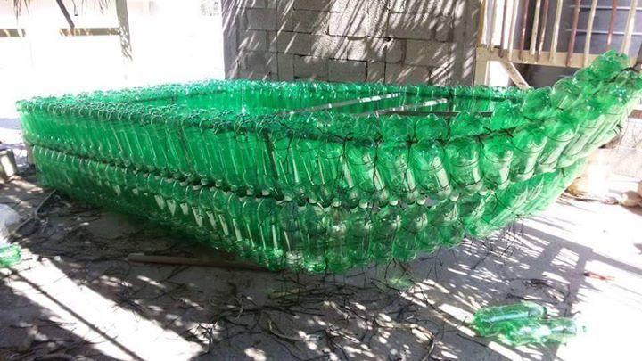Bateau Gaza construction