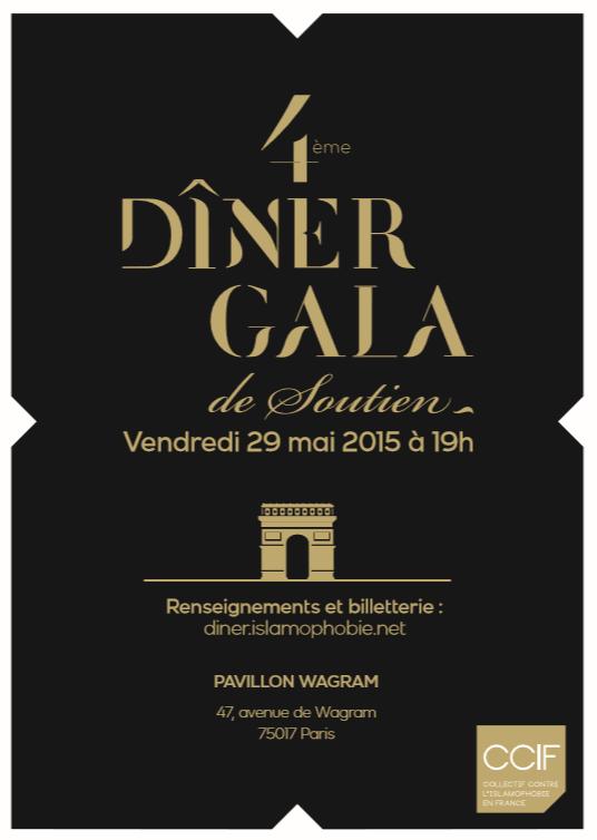 CCIF dîner 2015
