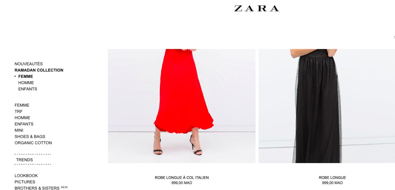 collection-ramadan-zara-maroc-2015 | katibîn.fr - votre quotidien