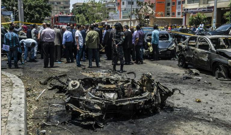 attentat Egypte
