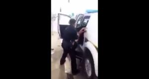 la police israélienne enlève enfant palestinien