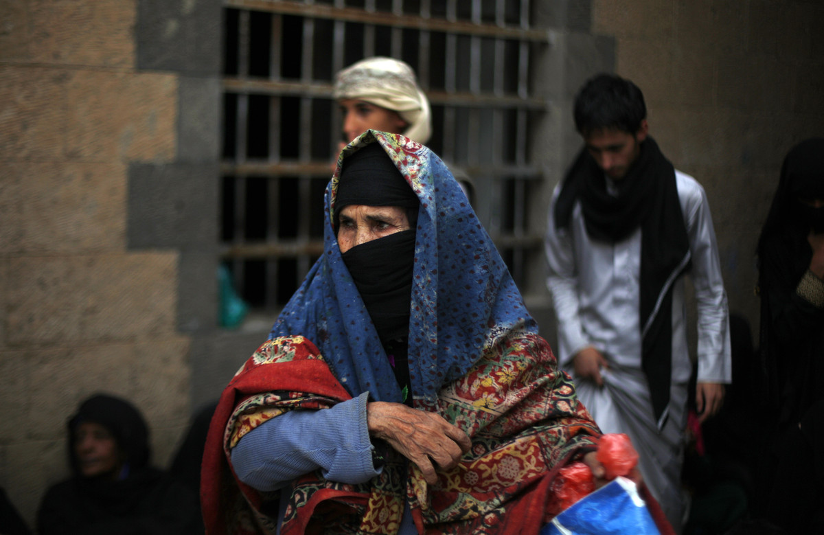 Yemen femme