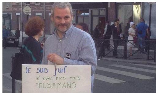 militant pacifiste juif