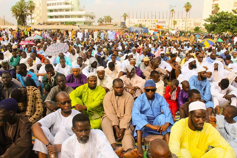 Prière de l'Aïd au Sénégal