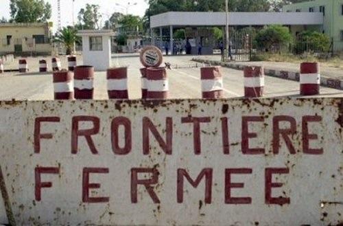 frontières france fermée