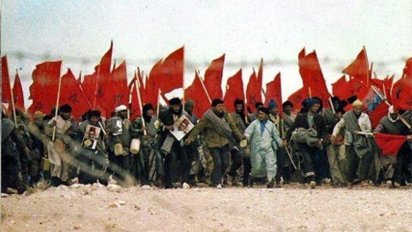 Maroc marche verte