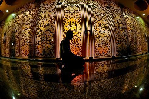 histoire de la priere en islam