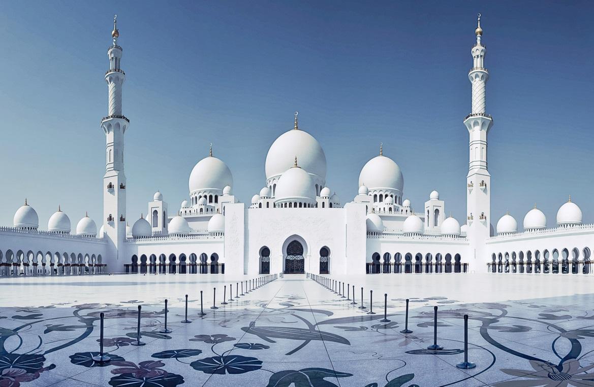 mosquée UAE