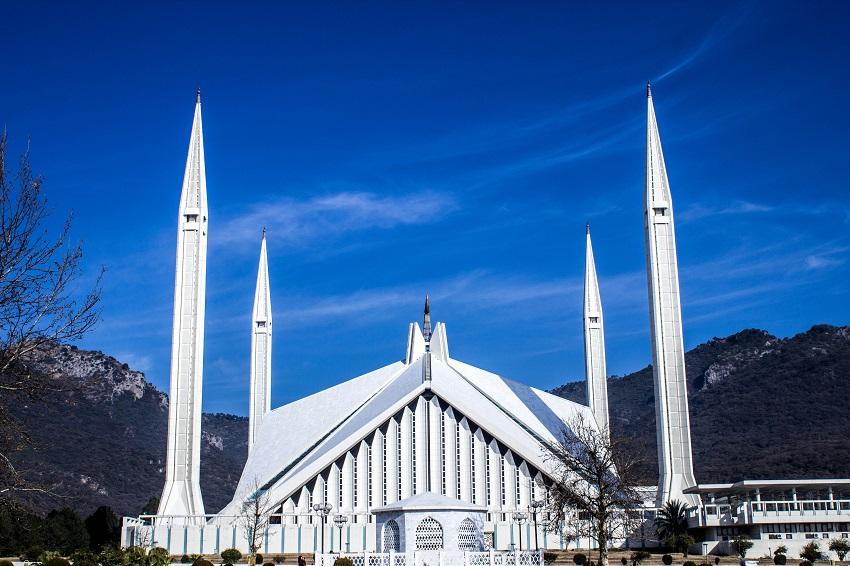 mosquée pakistan