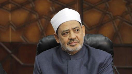 Rencontre entre Ahmed Al Tayeb et le Pape François