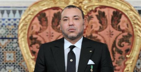Le roi Mohammed VI appelle les Marocains à l'étranger à prôner la paix