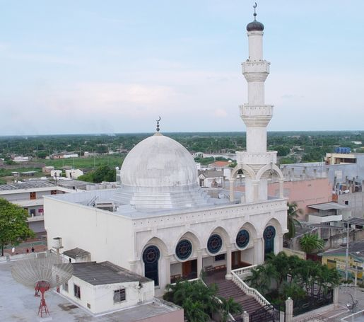 maicao muslim La mezquita de omar ibn al-jattab en maicao, la guajira, (colombia) es la segunda mezquita más grande de latinoamérica construida en septiembre de 1997.