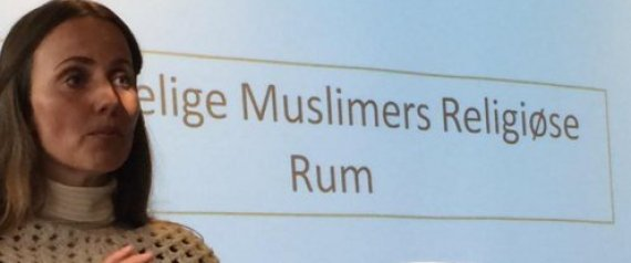 Danemark : Une « femme imam » dirige une mosquée 100 % féminine