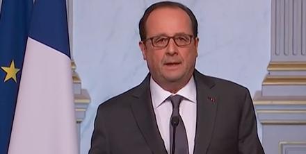 François Hollande félicite Donald Trump qu'il considère vulgaire