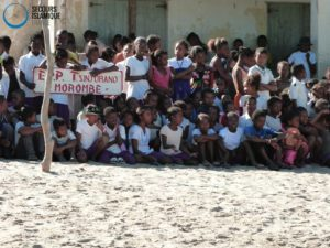 Ecole à Madagascar