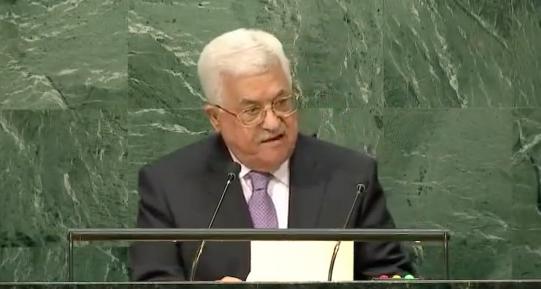Mahmoud Abbas écrit à Donald Trump et le prévient ! - Katibîn.fr