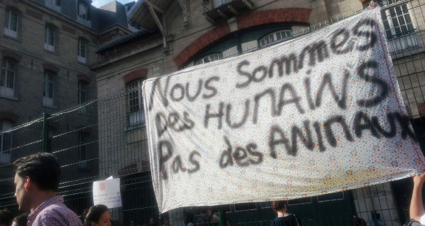 Amnesty International : la France ne respecte pas les droits des migrants