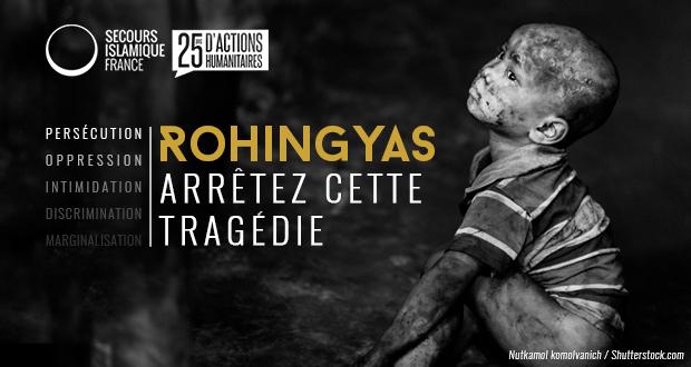 Rohingya urgence