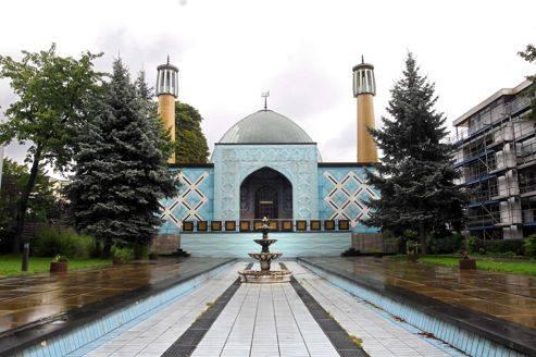 Mosquée de Hambourg
