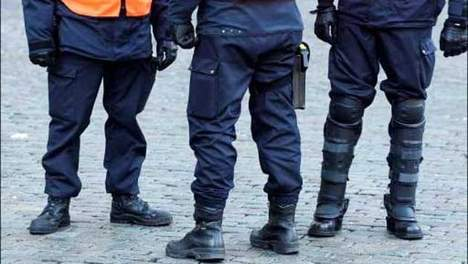 police judiciaire Bruxelles