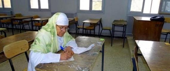 Fatna bac algérie études
