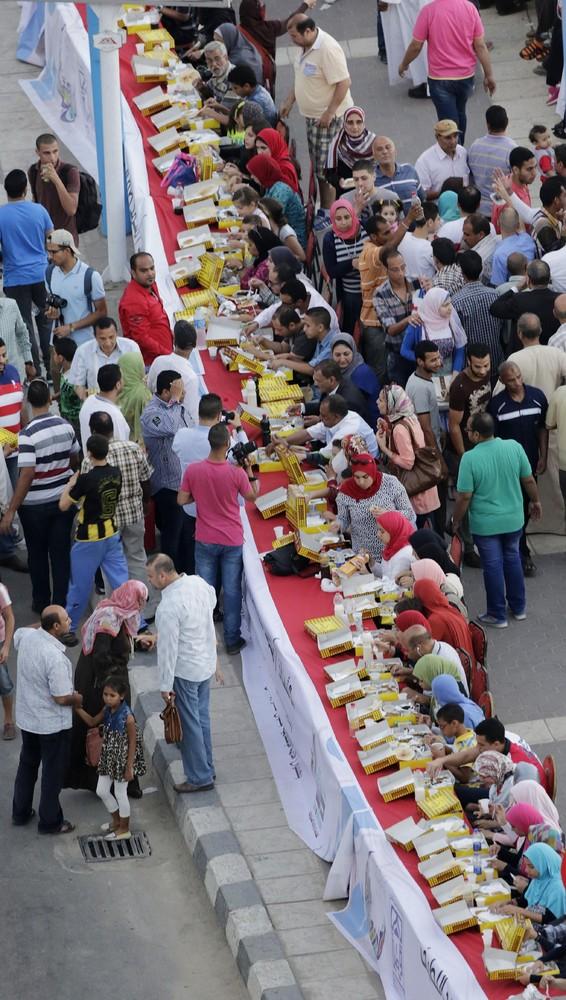 Ramadan Egypte