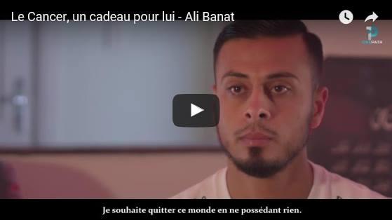 [VIDÉO] - Ali a un cancer et il ne lui reste que quelques mois à vivre : « C'est un cadeau d'Allah » !