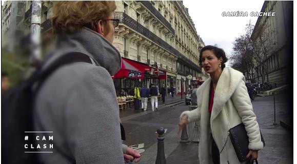 [Caméra cachée] Ce que pensent les Français des réfugiés syriens