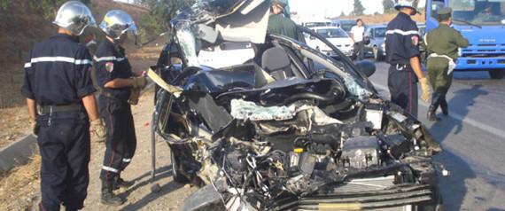 Algérie: 50 morts et 1200 accidents depuis le début du Ramadan