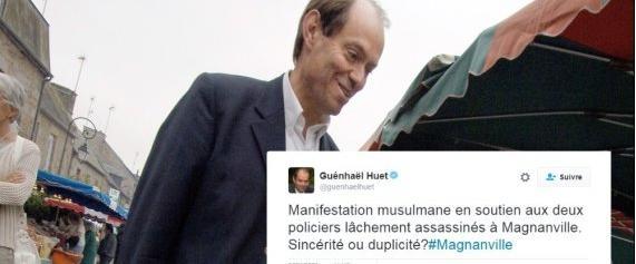 Marche à Mantes-La-Jolie : un élu remet en cause la sincérité des musulmans