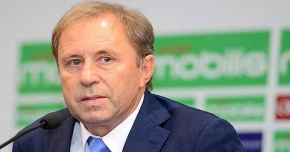 Le nouvel entraîneur de l'équipe d'Algérie déjà sur le départ ?