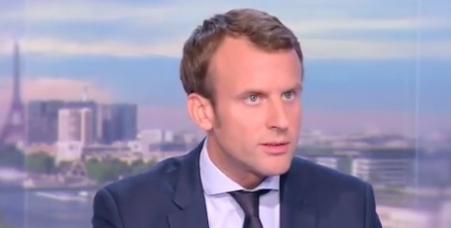 """Emmanuel Macron : """"les partis politiques sont morts"""""""