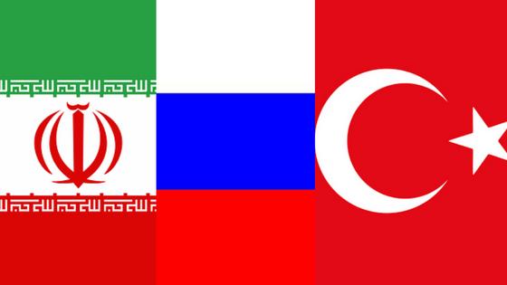 Russie, Iran et Turquie veulent un cessez-le-feu en Syrie