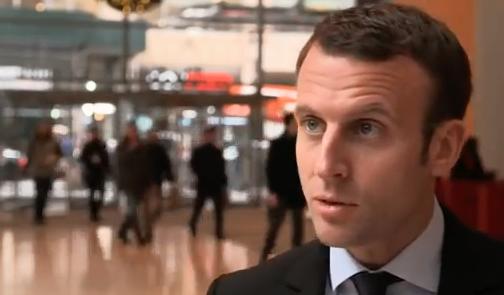 Au Liban, Emmanuel Macron se prononce contre le boycott d'Israël
