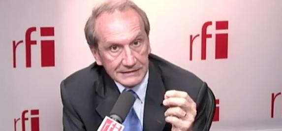 """L'islam """"pose de vrais problèmes"""" à l'ancien ministre Gérard Longuet"""