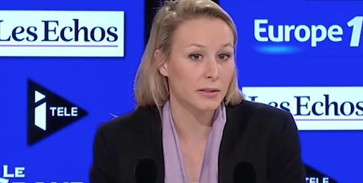 #MuslimBan : pourquoi pas la même chose en France pour Marion Maréchal Le Pen